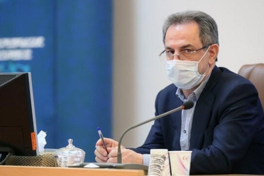تزریق روزانه ۷۰۰ تا ۸۰۰ هزار دز واکسن در استان تهران