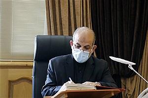 تصویر  صدور حکم شهردار ارومیه از سوی وزیر کشور