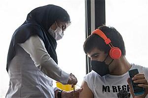 تصویر  آغاز واکسیناسیون دانشآموزان بوشهری