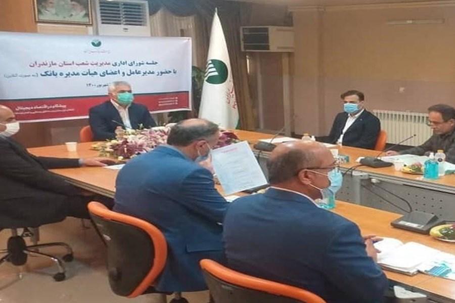 خدمات بانکی و مالی پست بانک در استان مازندران گسترش می یابد