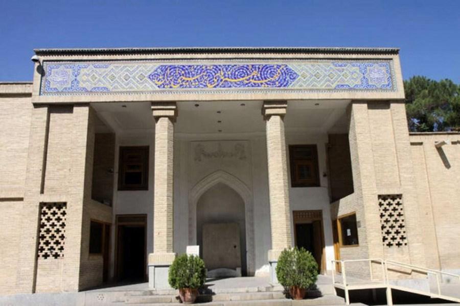 تصویر بازگشایی موزه هنرهای تزئینی اصفهان از امروز
