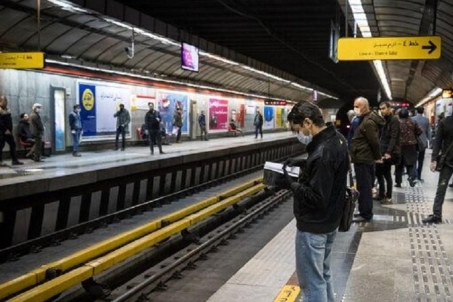 آماده سازی متروی تهران برای آغاز سال تحصیلی