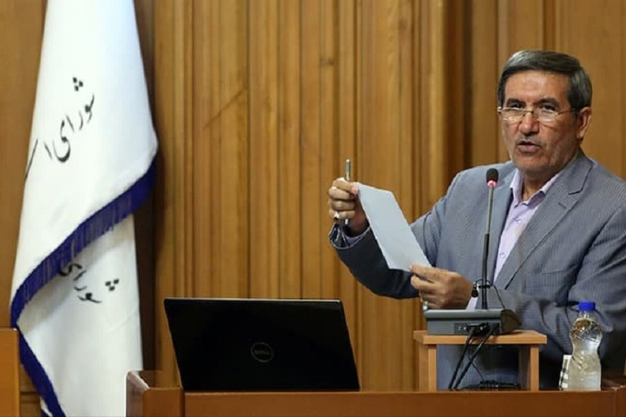 ساماندهی در شورای شهر تهران