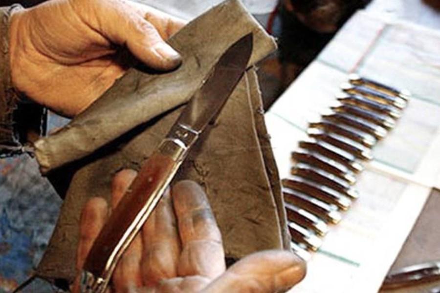 برای راهاندازی کسبوکار چاقوسازی ۱۵۰ میلیون تومان سرمایه نیاز است