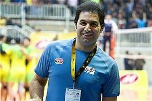 تصویر  مربی اسبق تیم ملی والیبال درگذشت