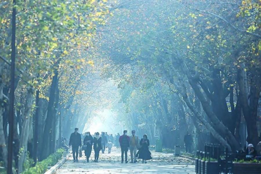 آلودگی دائمی هوای اصفهان