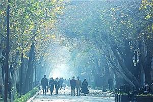 تصویر  آلودگی دائمی هوای اصفهان