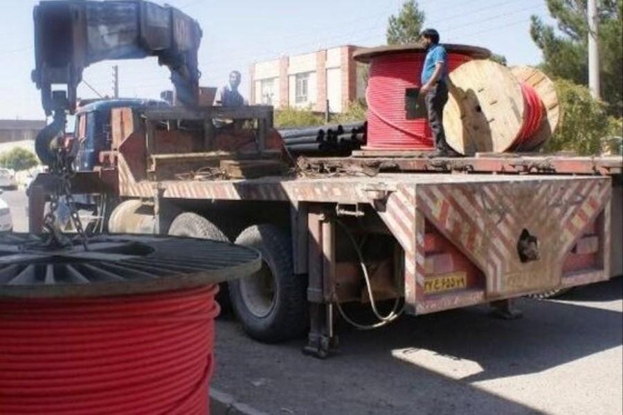 تصویر عملیات اجرایی سه پروژه مدیریت توزیع برق شهرستان بناب آغاز شد