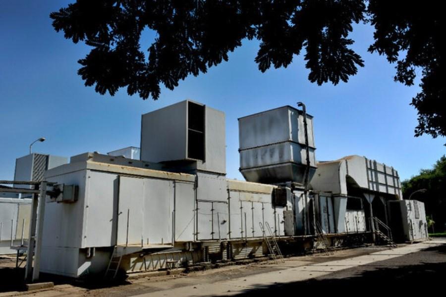تولید برق در واحدهای گازی نیروگاه بندرعباس 68 درصد افزایش داشت