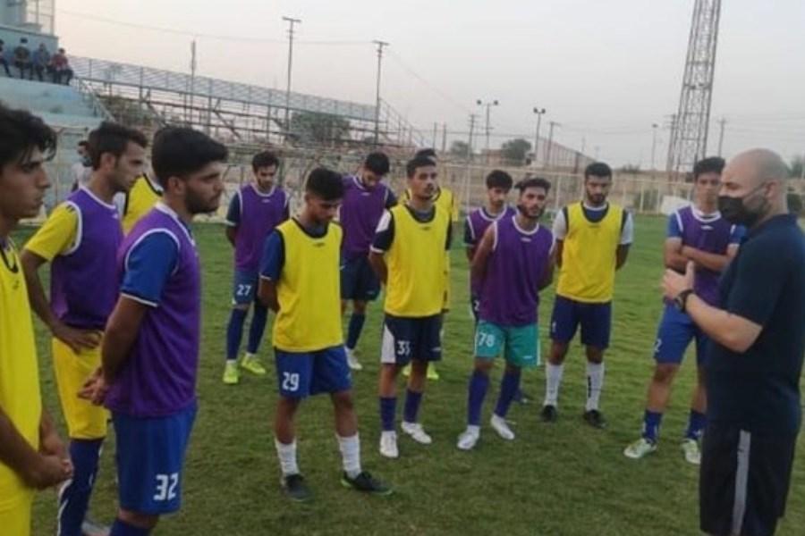 تمرینات استقلال خوزستان با سرمربی جدید آغاز شد