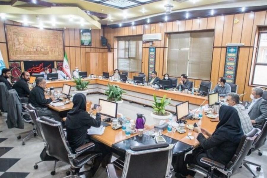 تصویر تصویب وام شهرداری قزوین از بانک شهر