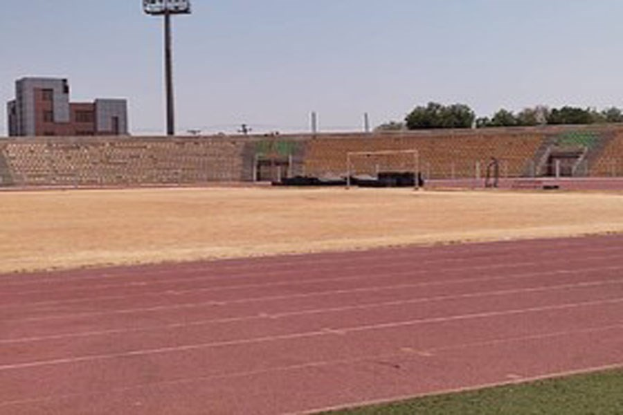 علت زردی زمین چمن ورزشگاه تختی اهواز چیست؟