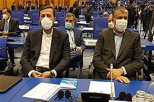 تصویر  ایران خواهان مذاکرات نتیجه محور است/ آمریکا خطاهای خود را جبران کند وتحریم ها را لغو کند