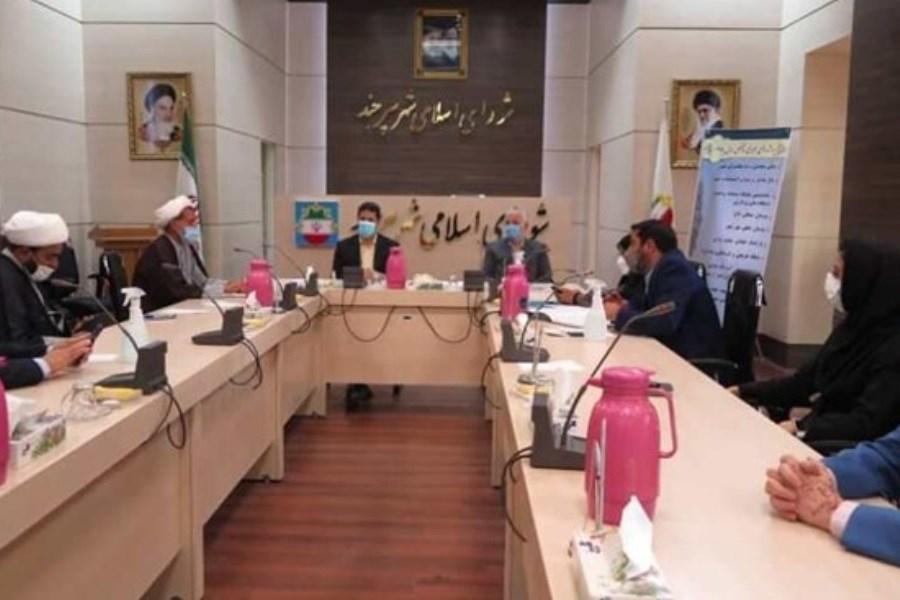 تصویر هیئت تطبیق فرمانداری بیرجند مصوبه انتخاب شهردار را تایید نکرد