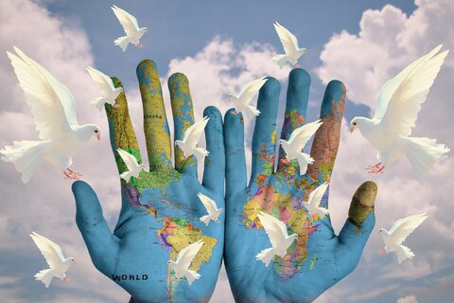 ۲۱ سپتامبر؛ روز جهانی صلح خجسته باد