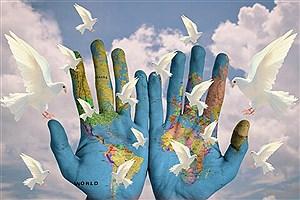 تصویر  ۲۱ سپتامبر؛ روز جهانی صلح خجسته باد