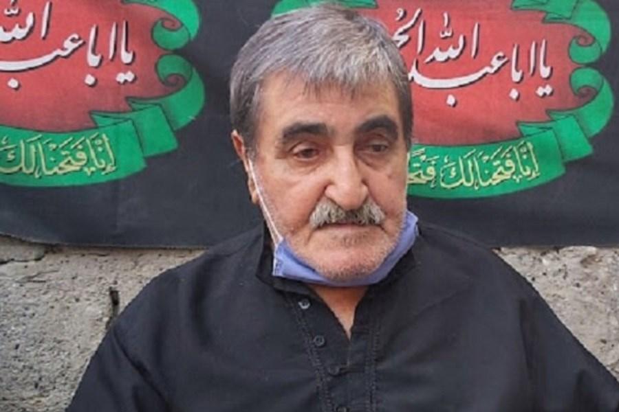 درگذشت شاعر و نویسنده برجسته گیلانی