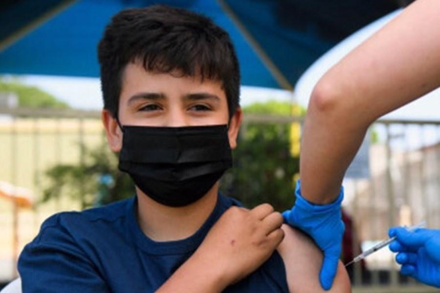 واکسیناسیون دانش آموزان در خوزستان
