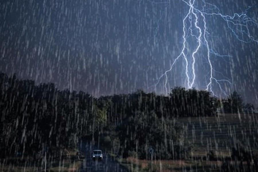 هشدار بارش باران در شمال کشور