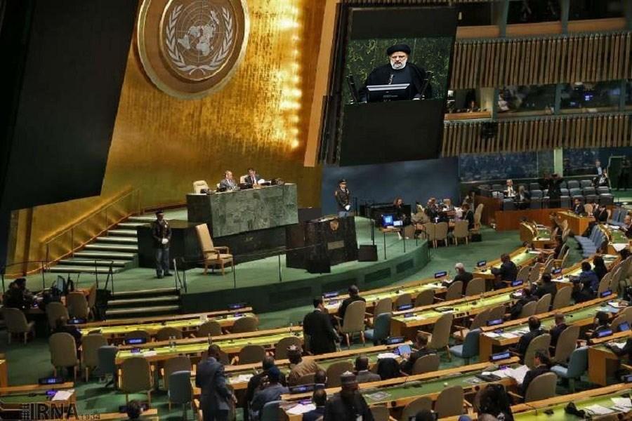 امشب؛ رئیس جمهور در نشست سازمان ملل سخنرانی میکند