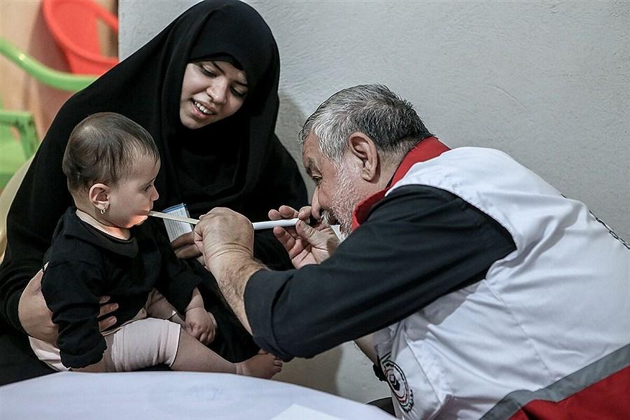 تصویر خدمات دهی دو مرکز درمانی در نجف و کربلا به زائران ایرانی