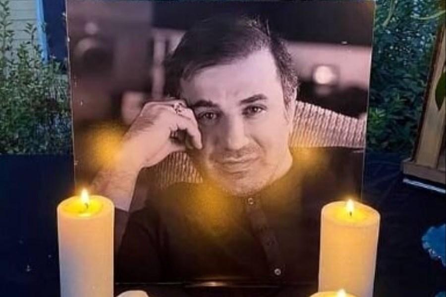 برگزاری چهلمین روز درگذشت علی سلیمانی