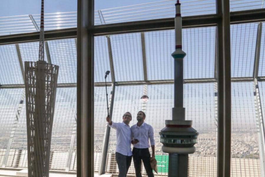 تمدید جشنواره عکس برج میلاد