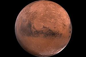 تصویر  همه مریخ نوردها به خواب موقت میروند