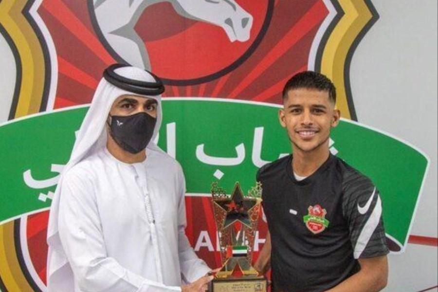 اولین جایزه قایدی در امارات