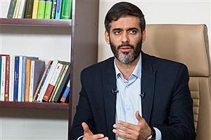تصویر  پیام تبریک رسانه پرسون به دبیر شورای عالی مناطق آزاد