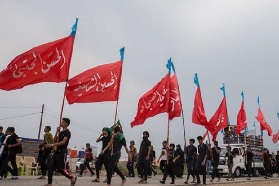 تشرف بیش از 30هزار ایرانی به راهپیمایی اربعین