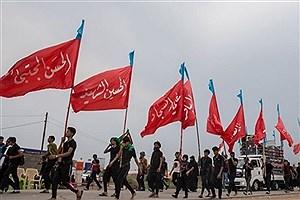 تصویر  تشرف بیش از 30هزار ایرانی به راهپیمایی اربعین