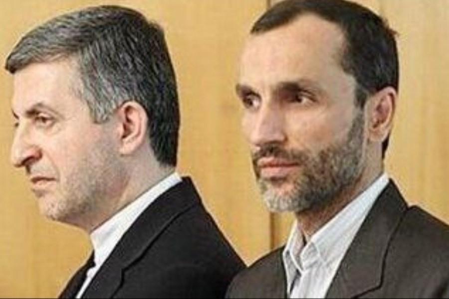 تصویر مشایی و بقایی یک سال است که خارج از زندان هستند