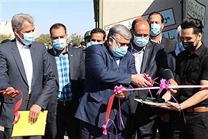 تصویر  افتتاح جاده بینالمللی گمرک دوغارون به اسلام قلعه