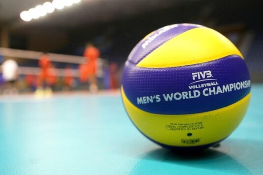 والیبالیست های ناشنوا  در رقابتهای قهرمانی جهان برابر روسیه شکست خوردند