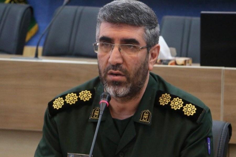 تصویر برگزاری یادواره شهدای سرباز در زنجان