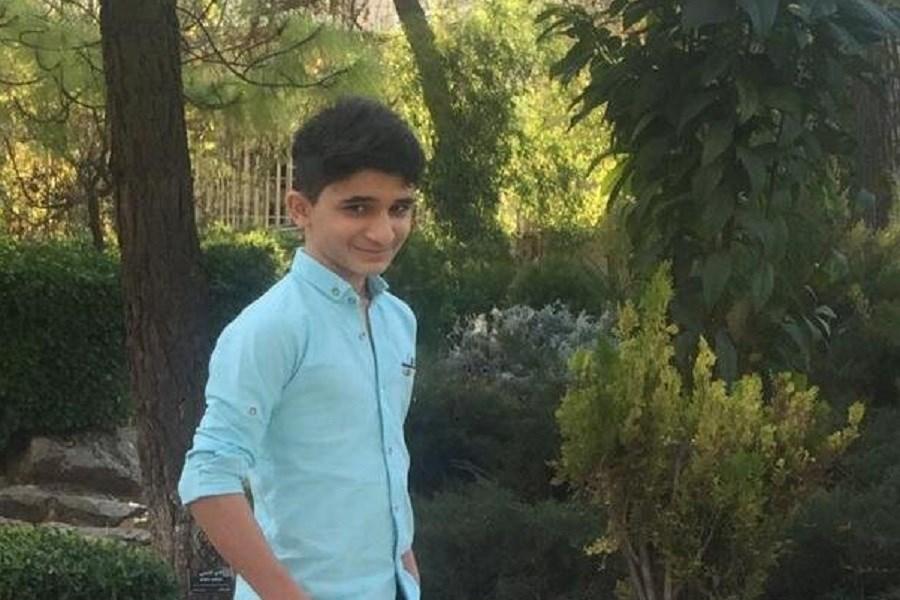 اعطای مدال عالی پدافند غیرعامل به شهید علی لندی