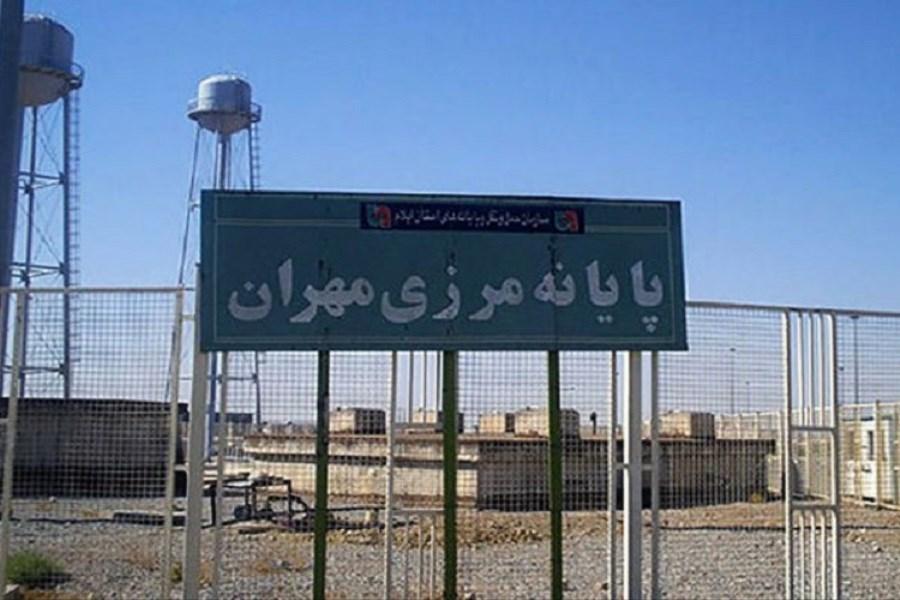 تصویر مرز مهران بسته است؛ مردم به شایعات توجه نکنند