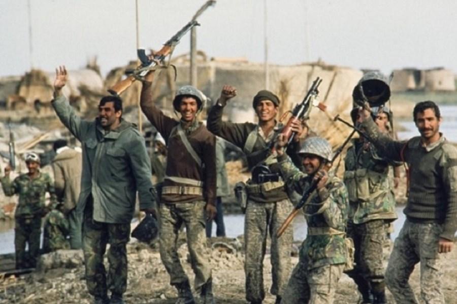 تصویر دفاع، جنگ و صلح