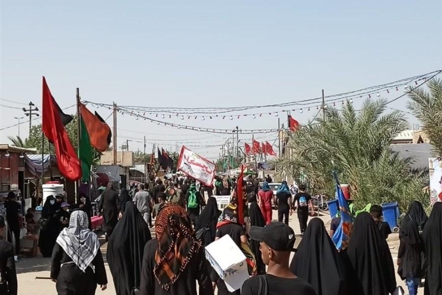 زائران به مرزهای خوزستان مراجعه نکنند/ بدلیل تکمیل ظرفیت مرزها بسته است
