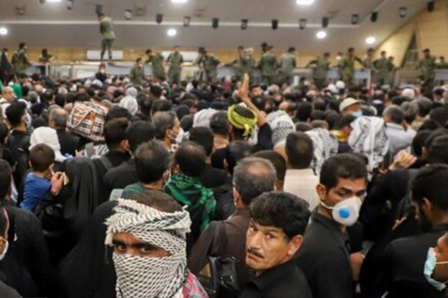 تصویر بازگشایی مرزهای زمینی توسط عراق تکذیب شد
