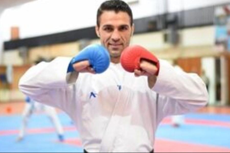 تنها کاراتهکای اعزامی به مسابقات روسیه معرفی شد