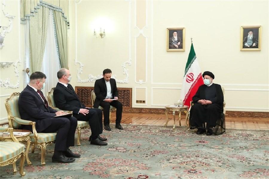 روابط تجاری و مبادلات اقتصادی ایران و بلاروس توسعه یابد
