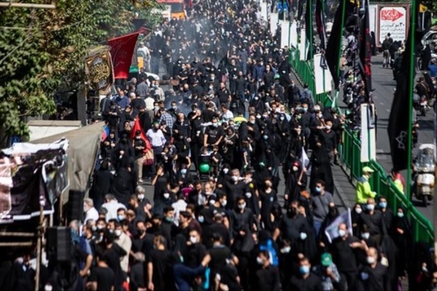 تصویر آنهایی که از پیاده روی اربعین حسینی جاماندند