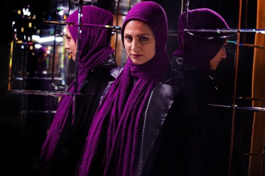 تصویر نقش آفرینی نیلوفر کوخانی در سریال «سرجوخه»