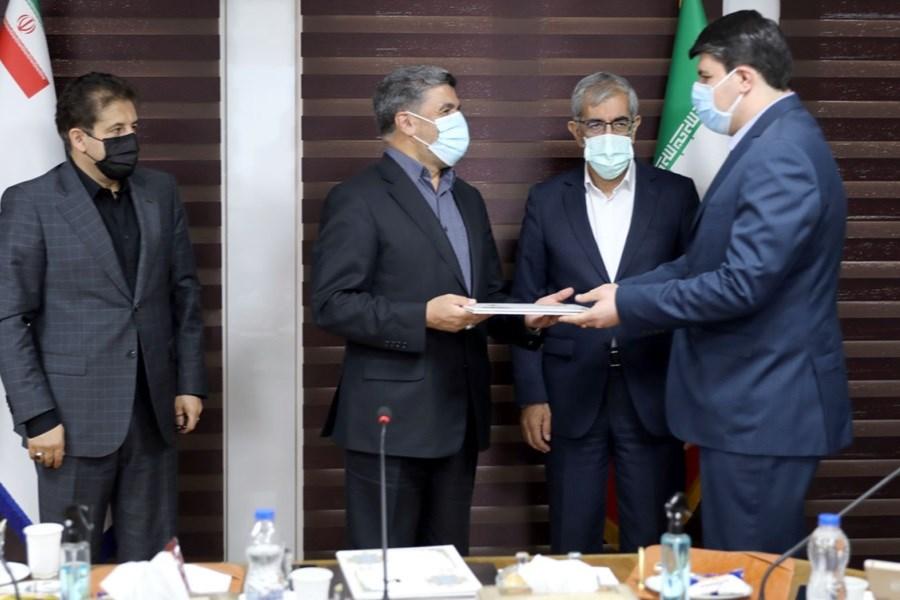 خانی، معاون بینالملل بانک صادرات ایران شد