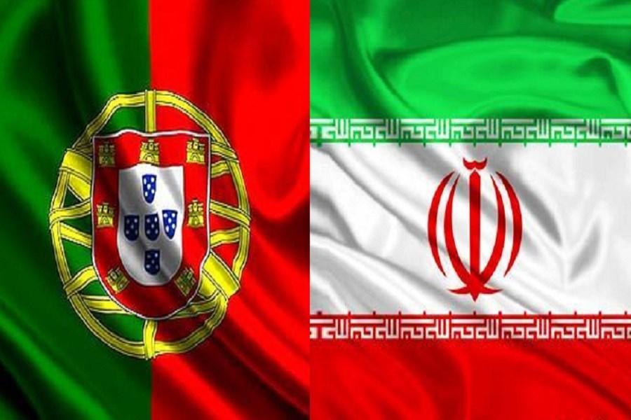 تصویر هیئت پارلمانی ایران به پرتغال عزیمت کرد