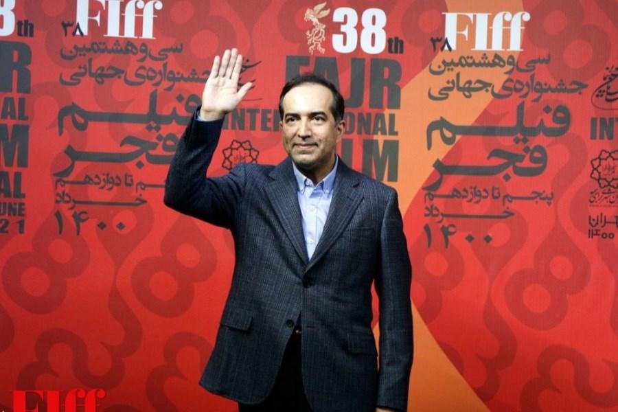 جشن سفارشی خداحافظی حسین انتظامی!