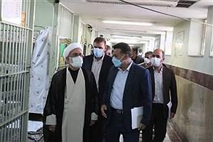 تصویر  وضعیت مطلوب فعالیتهای فرهنگی و اشتغال در زندان بروجن