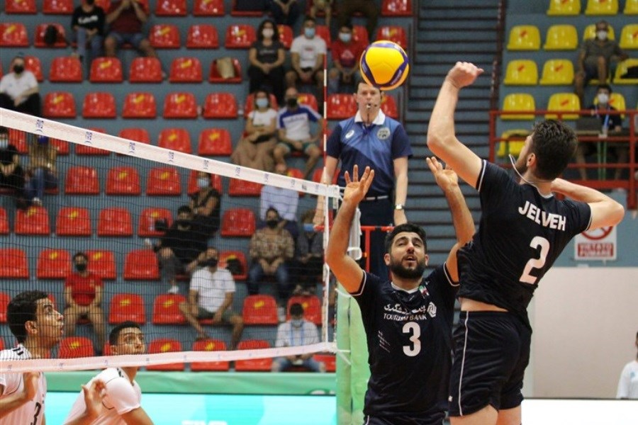 برنامه پلیآف والیبال قهرمانی جوانان جهان مشخص شد